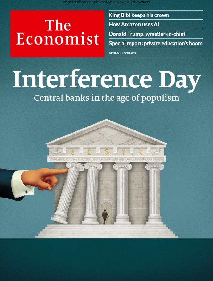 The Economist UK – 13.04.2019