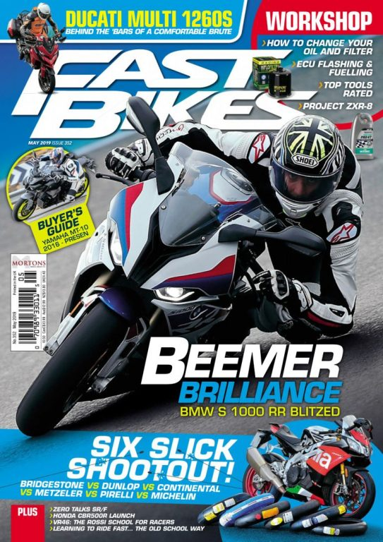 Fast Bikes UK – May 2019