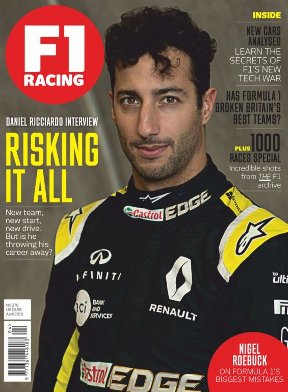 F1 Racing UK – April 2019