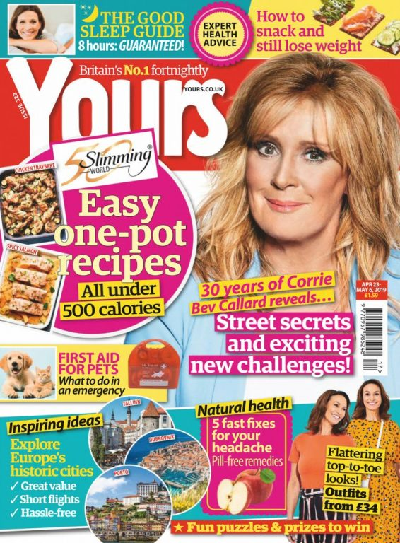 Yours UK – 28 April 2019