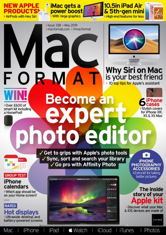 MacFormat UK – May 2019
