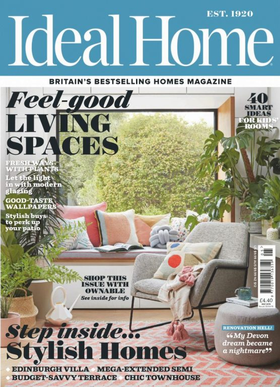 Ideal Home UK – May 2019