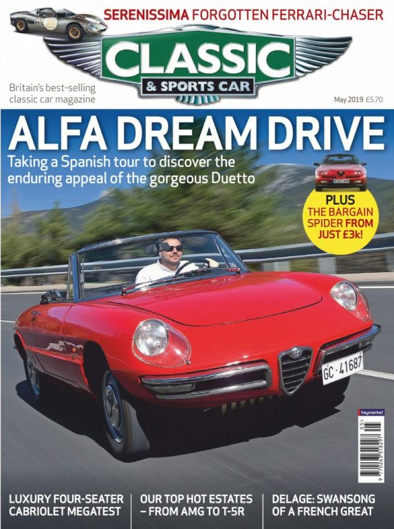Classic & Sports Car UK – May 2019