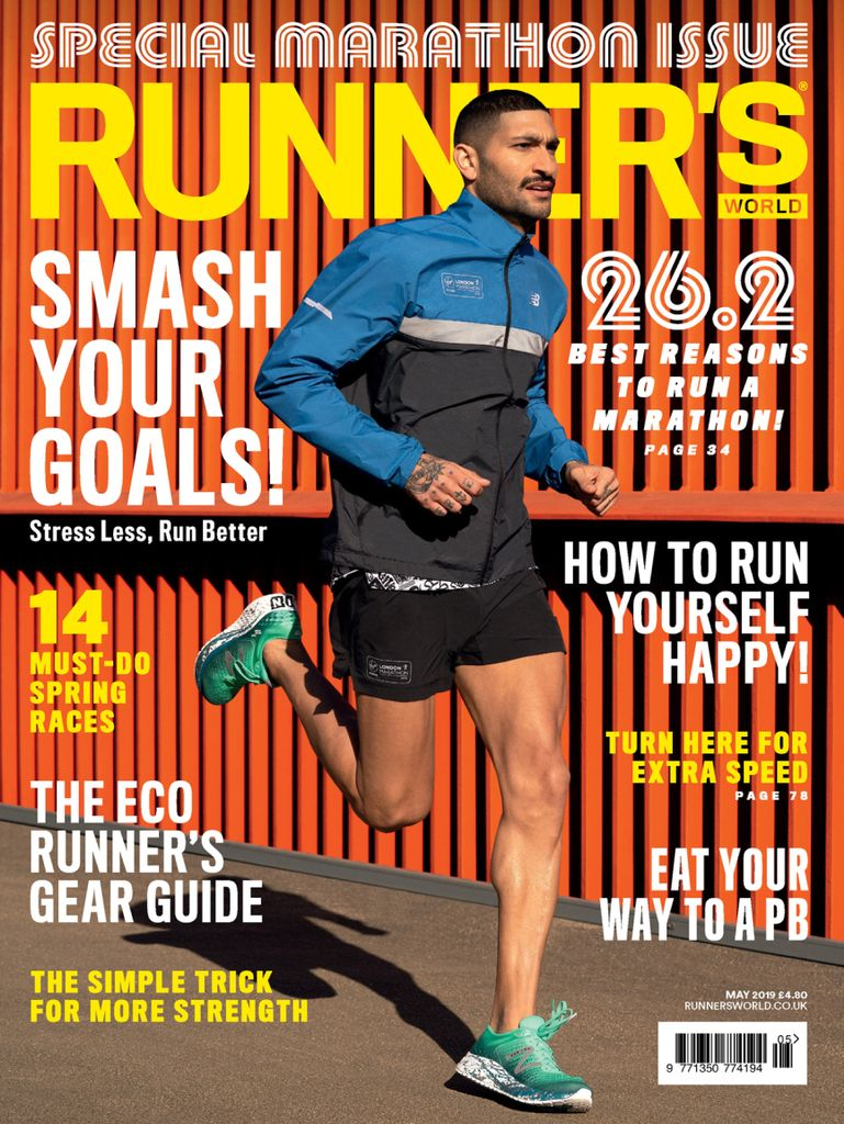 Runner's World UK – May 2019