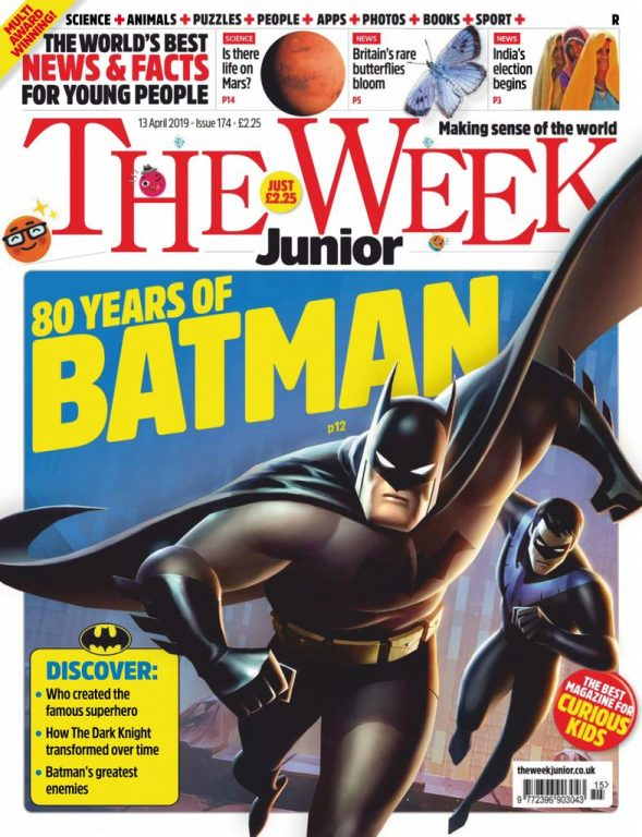 The Week Junior UK – 13 April 2019
