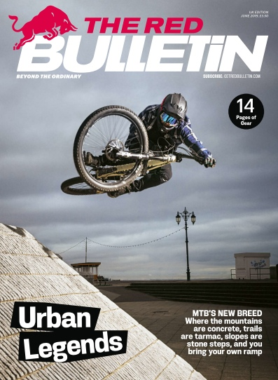 The Red Bulletin UK – June 2019