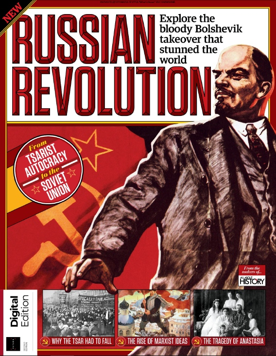 All About History – Russian Revolution – 2019