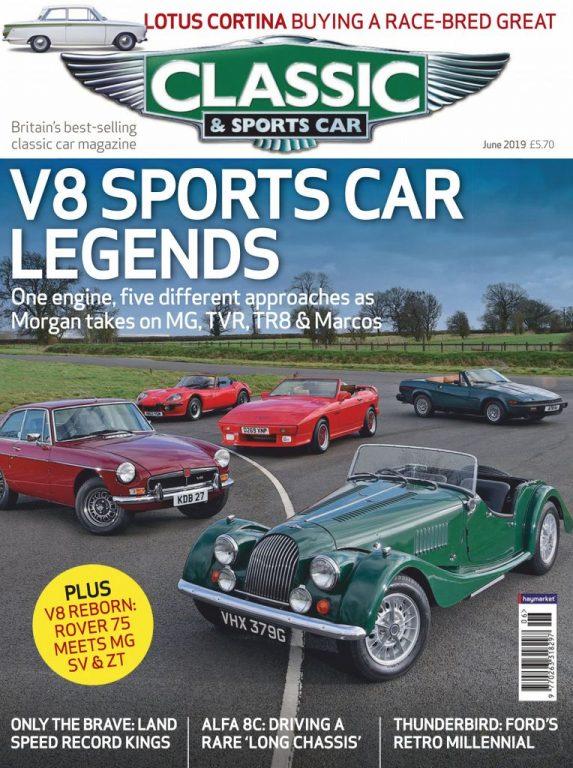 Classic & Sports Car UK – June 2019