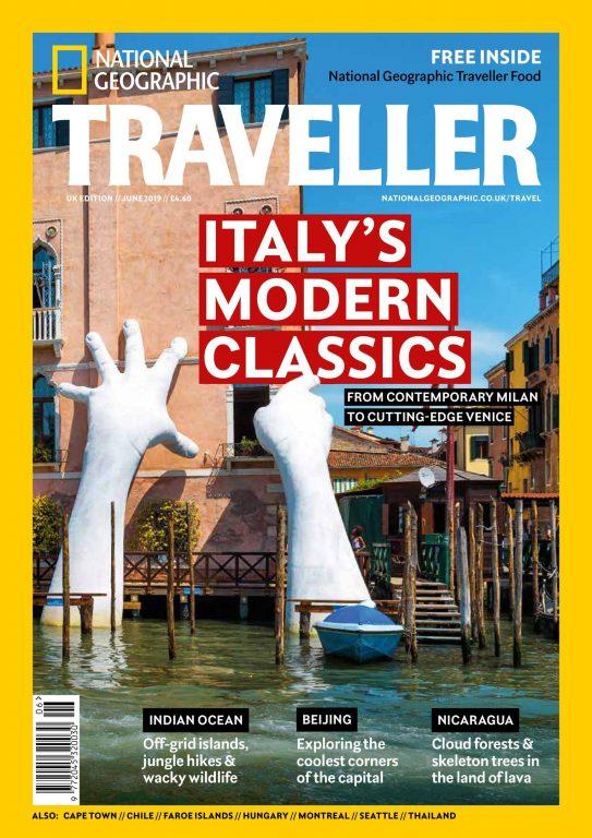 National Geographic Traveller UK – June 2019