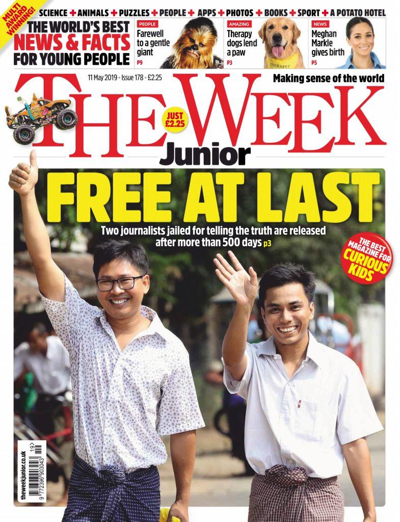 The Week Junior UK – 11 May 2019