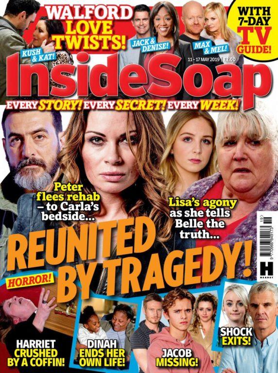 Inside Soap UK – 11 May 2019