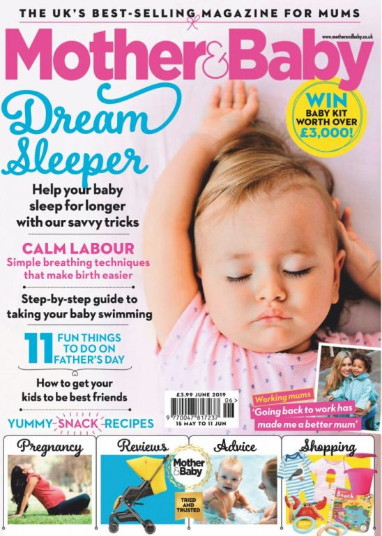 Mother & Baby UK – June 2019