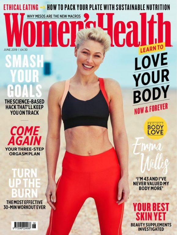 Women's Health UK – June 2019