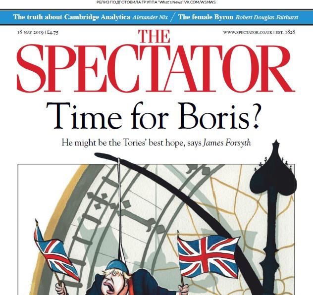 The Spectator – 18.05.2019