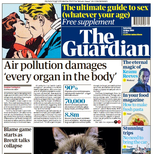 The Guardian – 18.05.2019