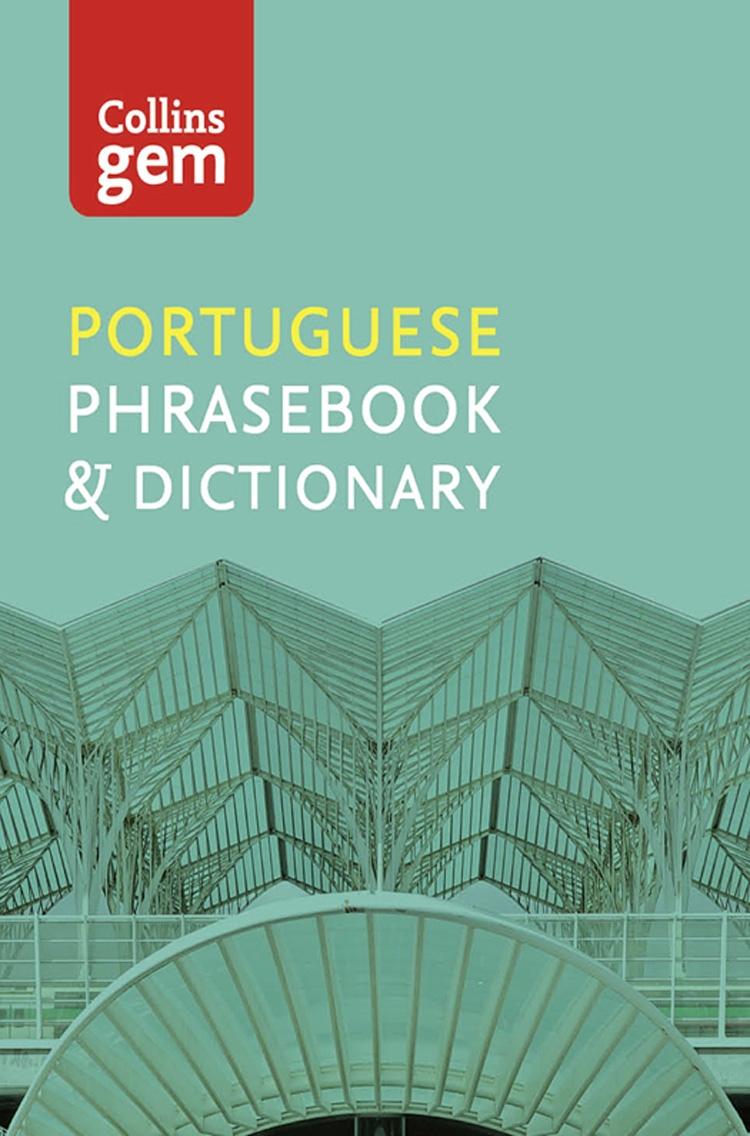 Collins Portuguese Phrasebook & Dictionary