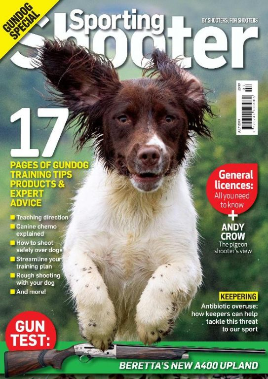 Sporting Shooter UK – July 2019