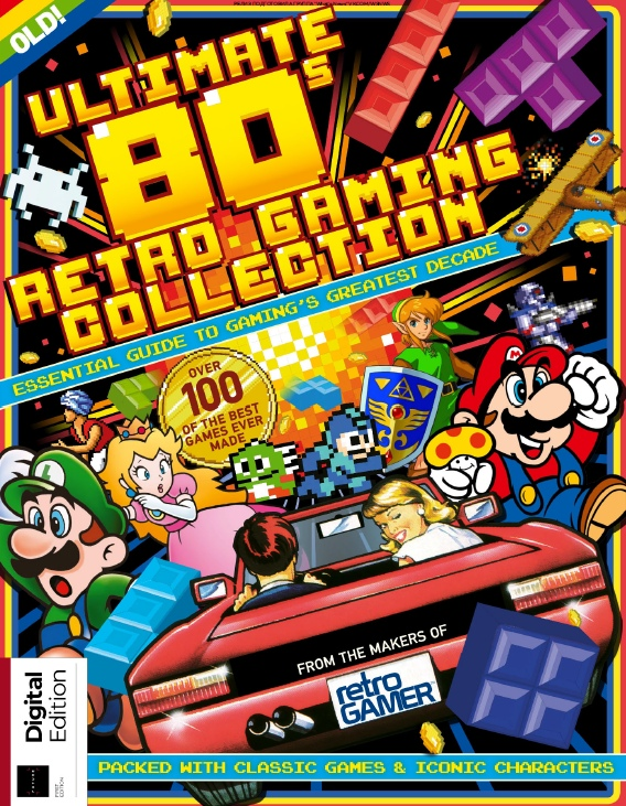Future's Series – Ultimate 80's Retro Gaming Collection – 2019