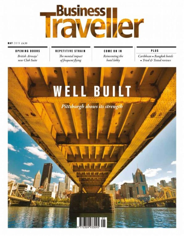 Business Traveller UK — May 2019