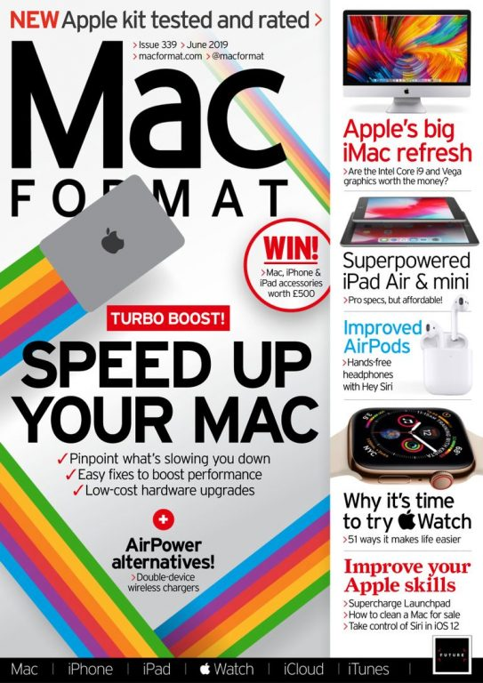MacFormat UK – June 2019