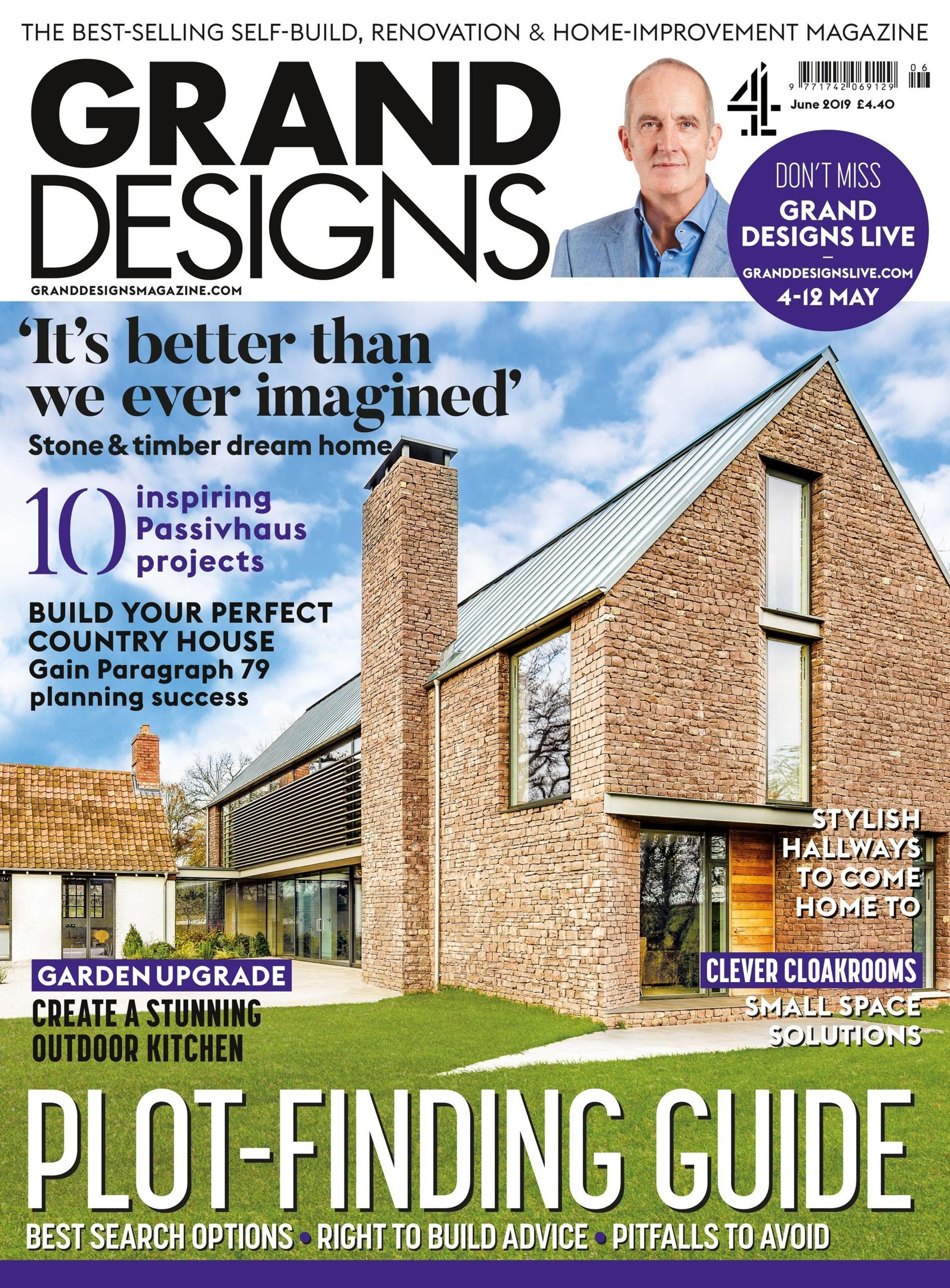 Grand Designs UK – June 2019