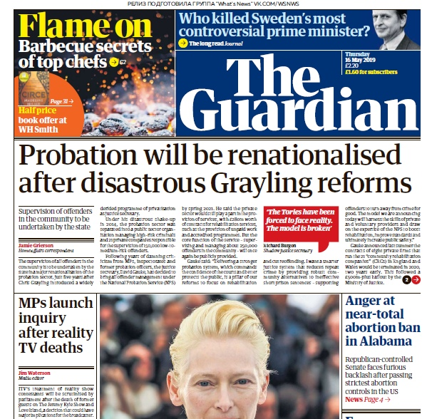 The Guardian – 16.05.2019