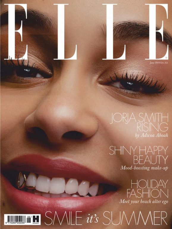 Elle UK – June 2019