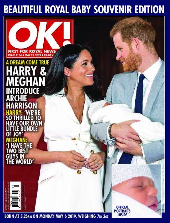 OK! Magazine UK – 20 May 2019