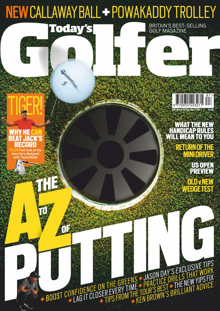 Today's Golfer UK – July 2019