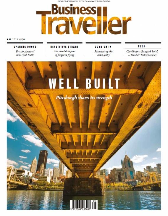 Business Traveller UK – 05.2019