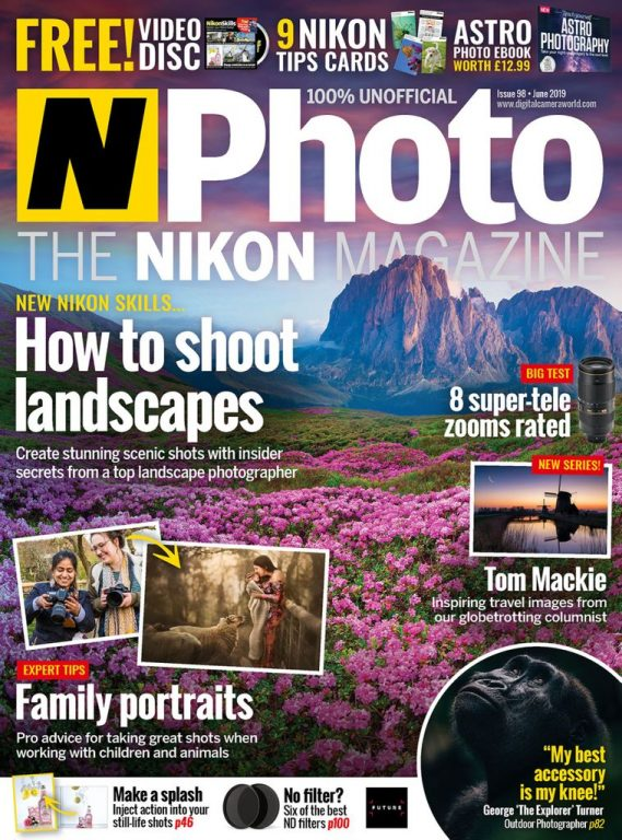 N-Photo UK — June 2019