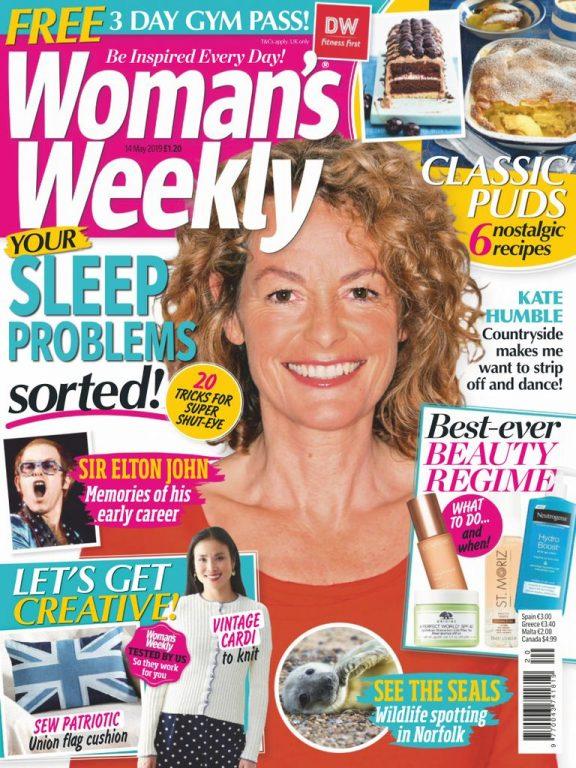 Woman's Weekly UK – 14 May 2019