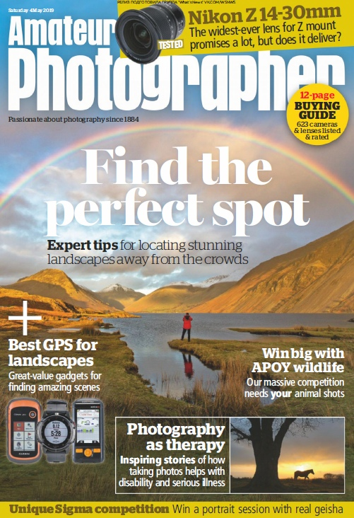 Amateur Photographer – 04.05.2019