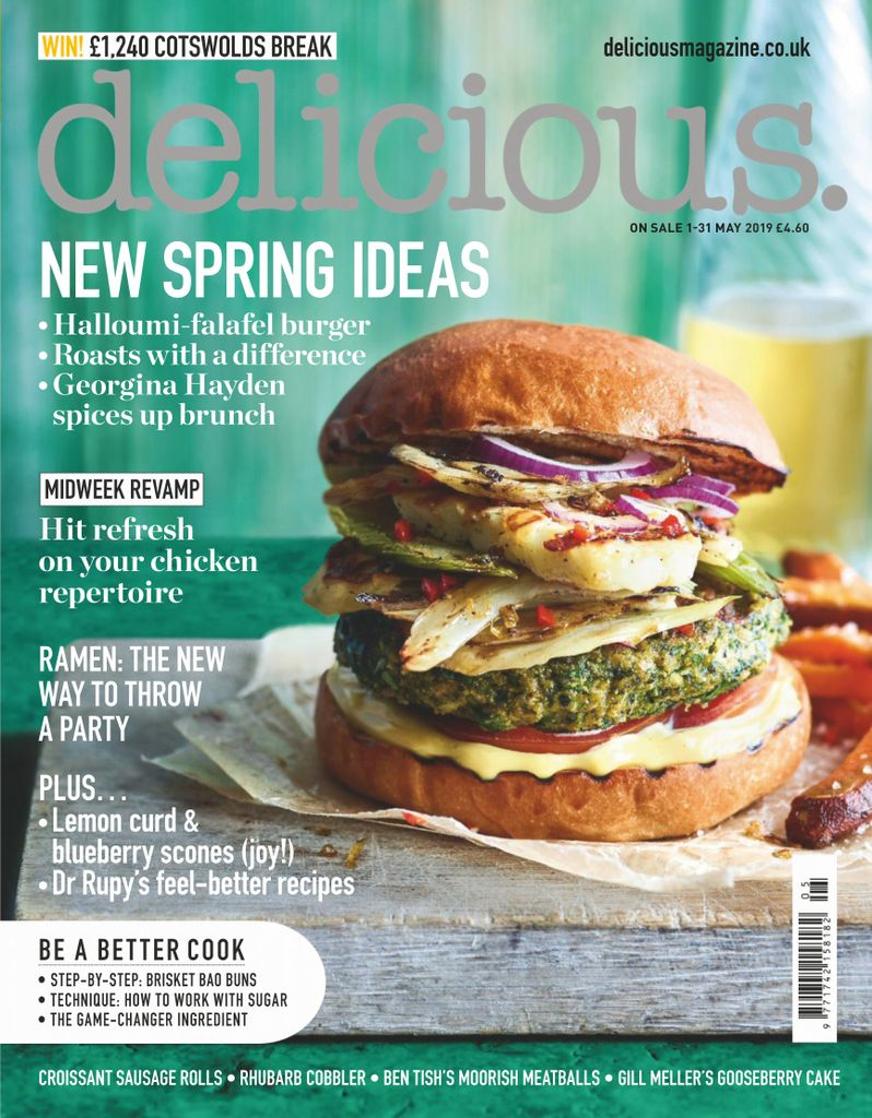 Delicious UK – May 2019