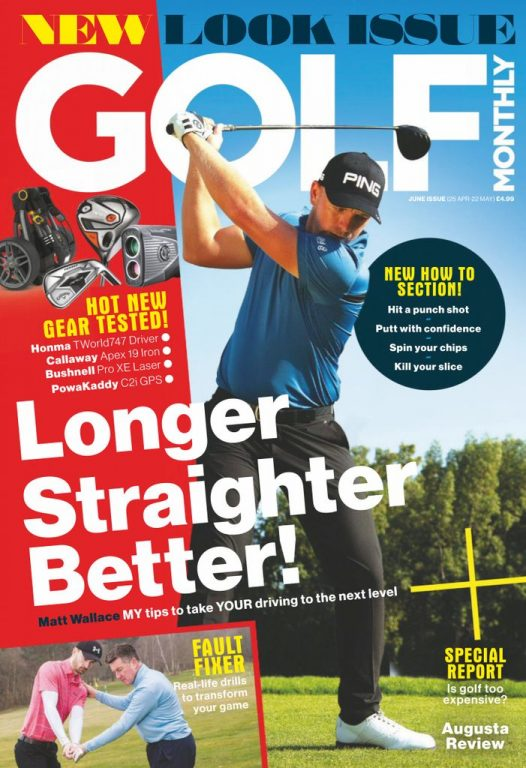 Golf Monthly UK – June 2019