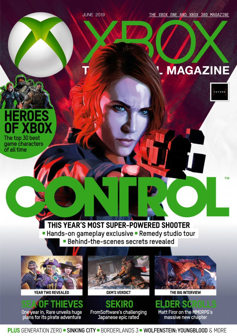 Xbox The Official Magazine UK – June 2019