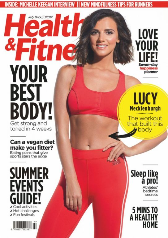 Health & Fitness UK – July 2019