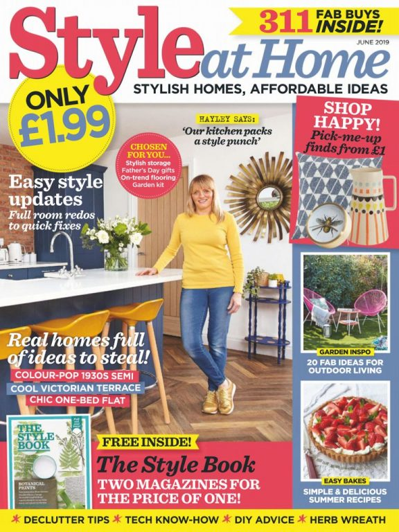 Style At Home UK – June 2019