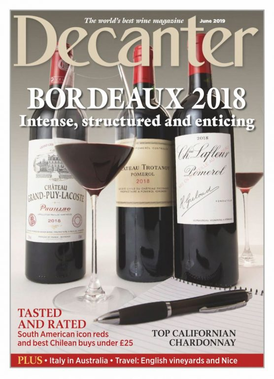 Decanter UK – June 2019