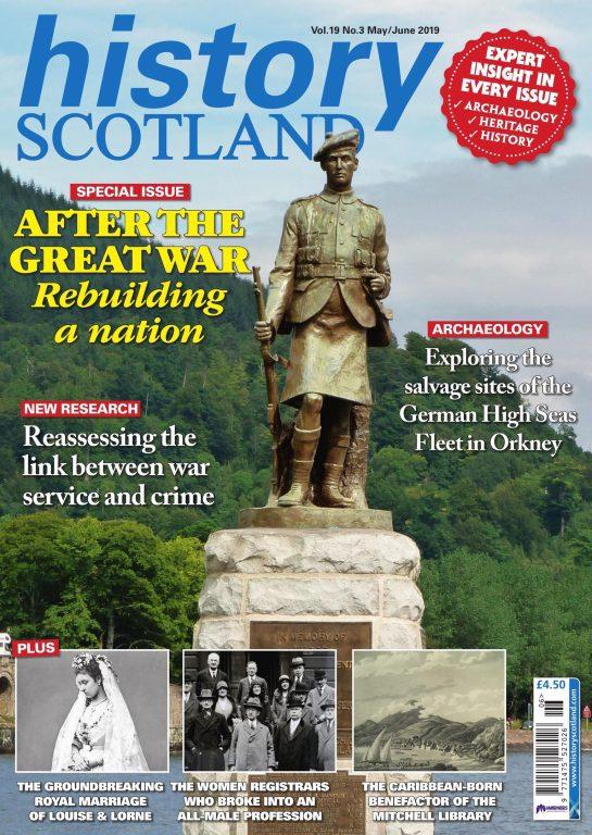 History Scotland – May 2019