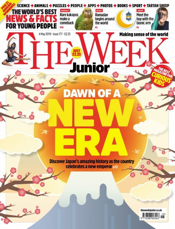 The Week Junior UK – 04 May 2019