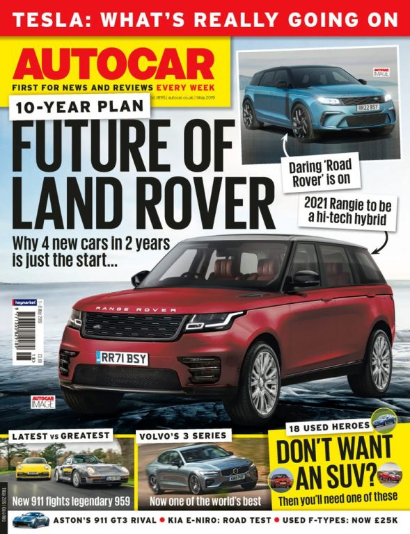 Autocar UK – 01 May 2019