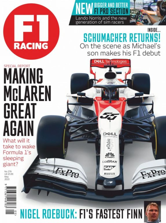 F1 Racing UK – May 2019