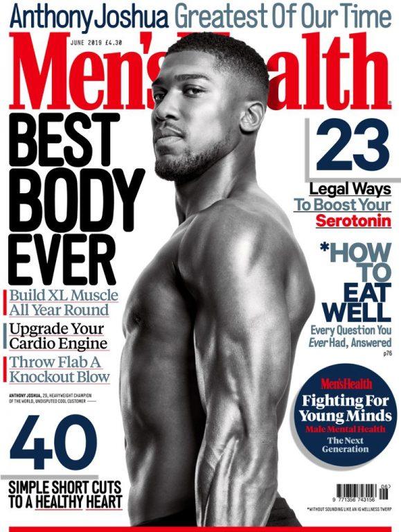 Men's Health UK – June 2019