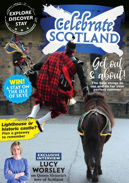 Celebrate Scotland – May 2019