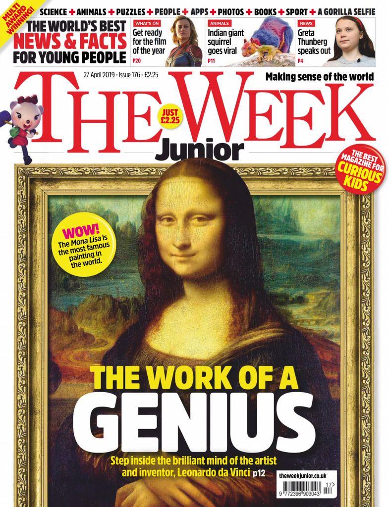 The Week Junior UK – 27 April 2019