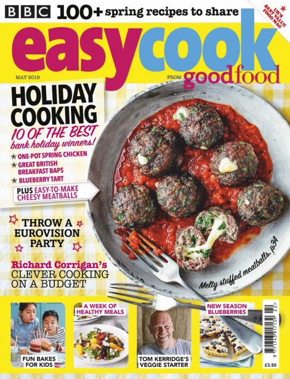BBC Easy Cook UK – May 2019