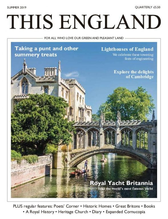 This England – May 2019