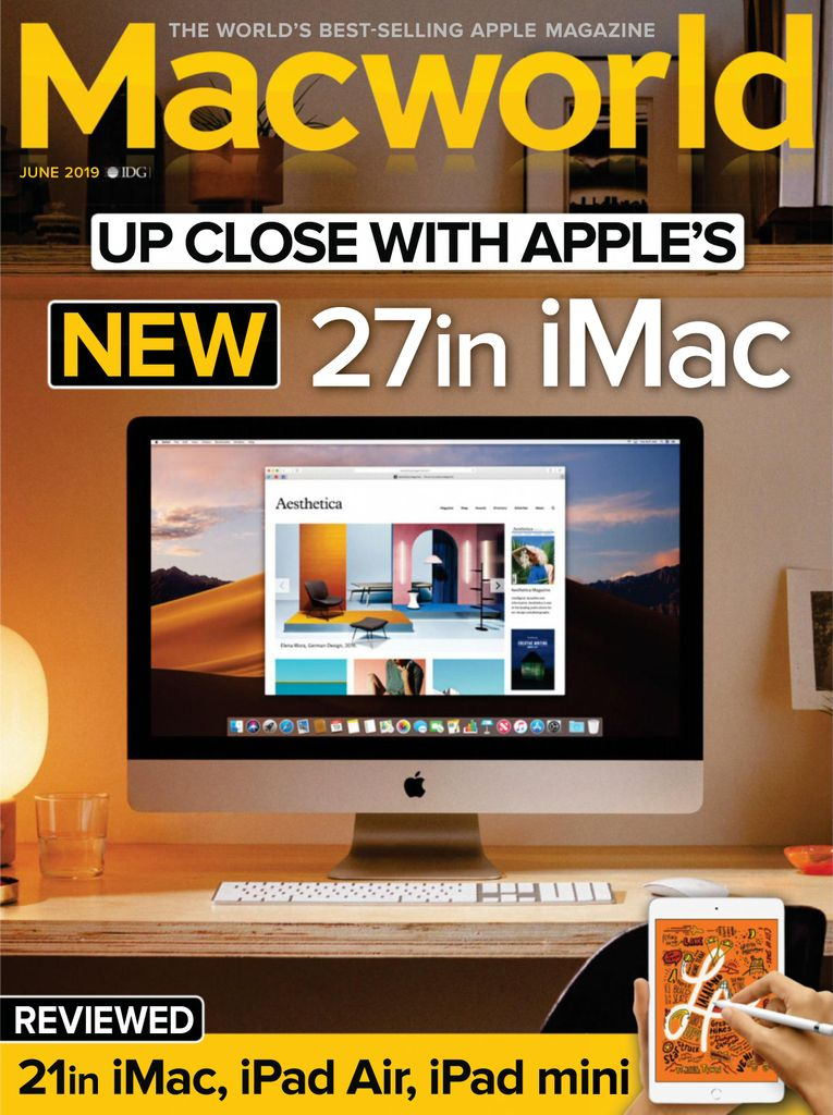 Macworld UK – June 2019