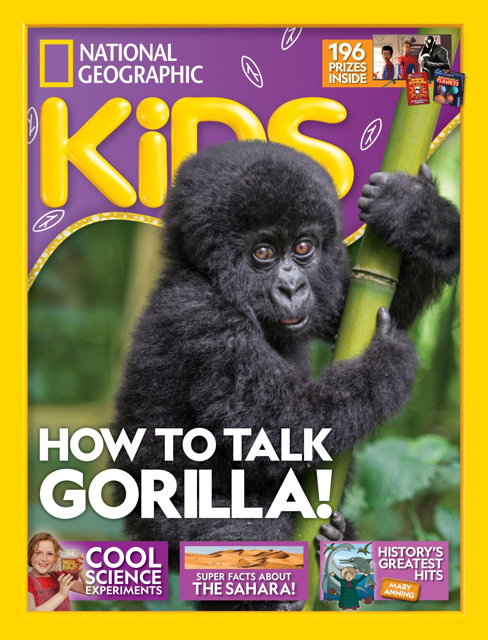 National Geographic Kids UK – May 2019